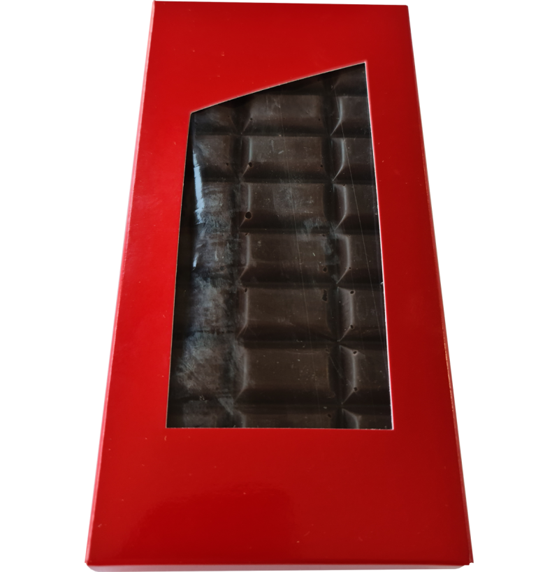 Chocoladereep - pure chocolade