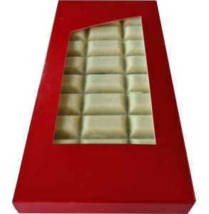 Chocoladereep - witte chocolade